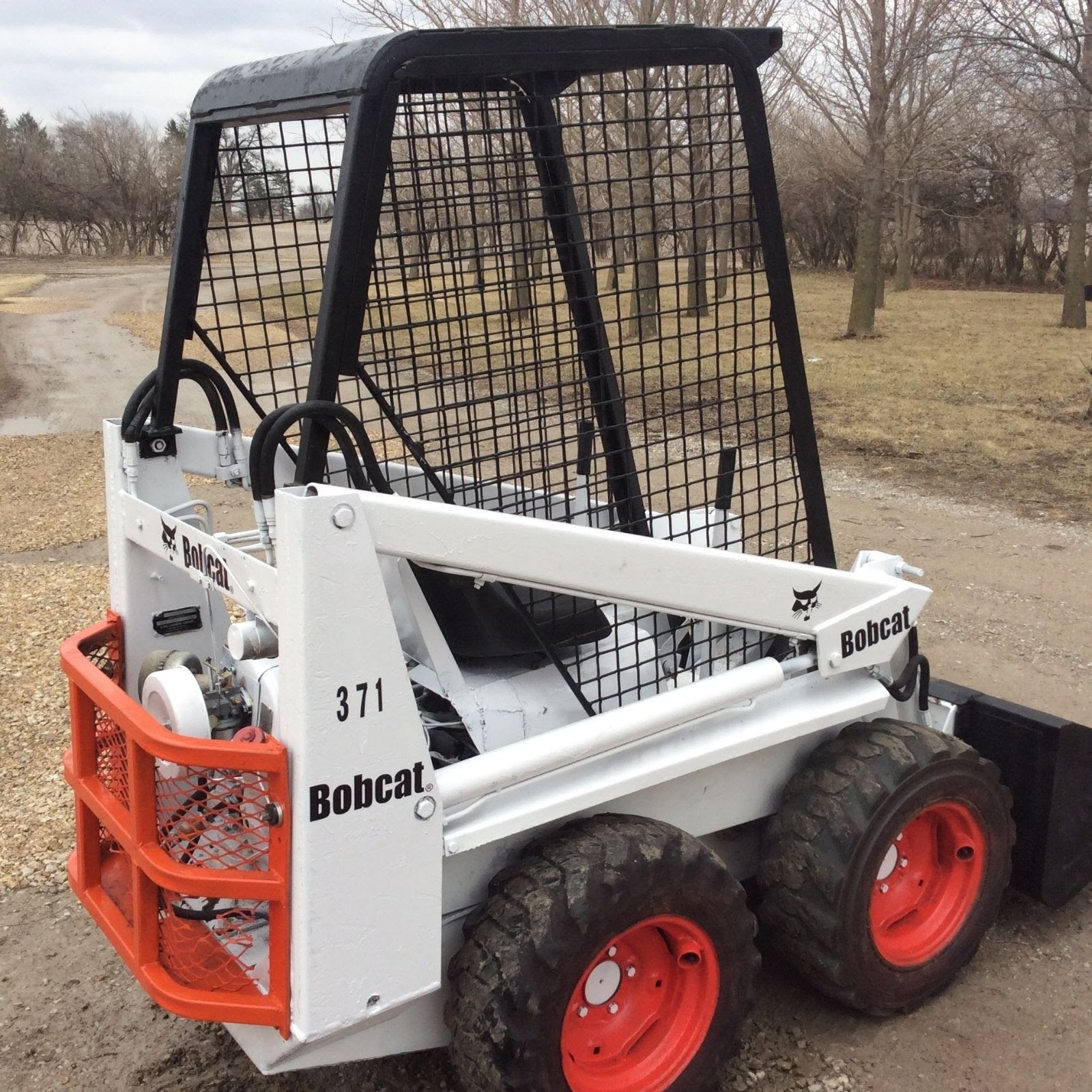 Bobcat 371 Skid Steer Attachments Specifications