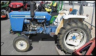 Ford 1500 Tractor