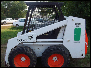 Bobcat 632 Skid Steer