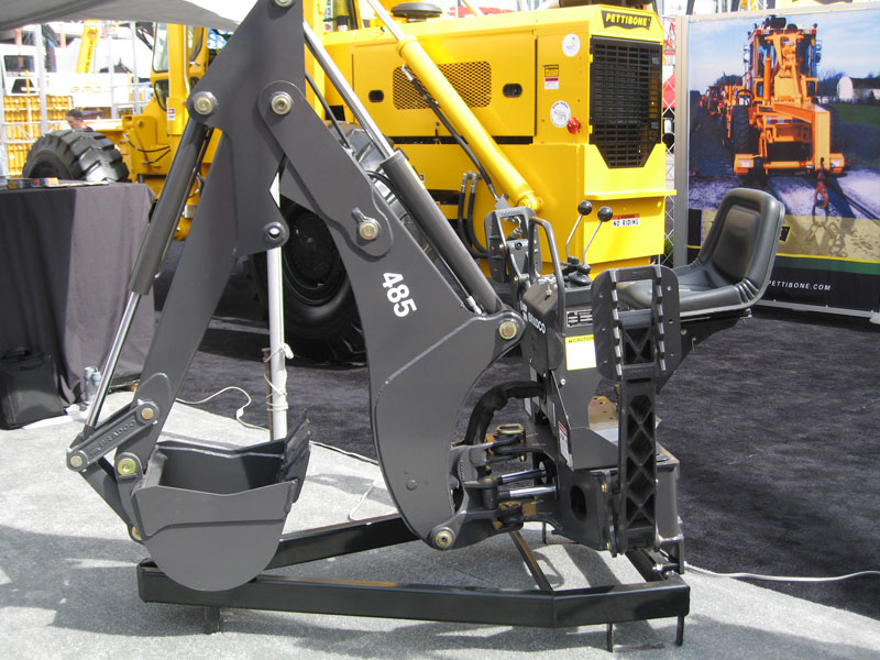 3-Point Backhoe Attachments