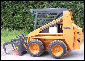 Case 1825B Skid Steer