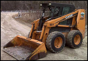 Case 60XT Skid Steer