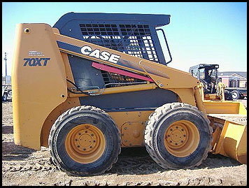 Case 70XT Skid Steer
