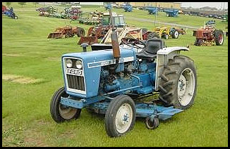Ford 1600 Tractor