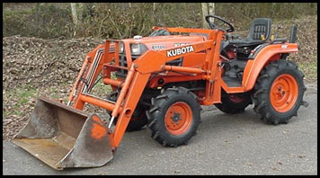 Kubota B1700 Specifications Attachments