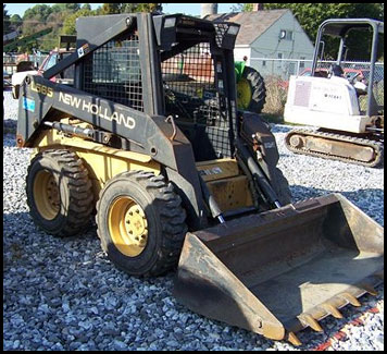New Holland L565 Skid Steer