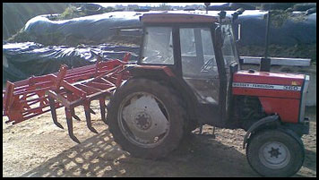 Massey Ferguson 360 Specifications