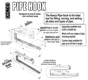Pipe line hook up