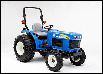 New Holland T1510 Tractor