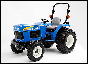 New Holland T1520
