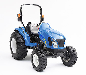 New Holland T2320 Attachments Specs