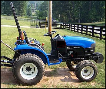 New Holland TC 18 Tractor