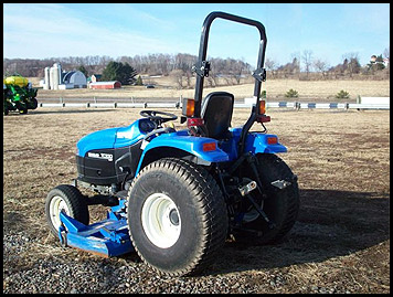 New Holland TC33