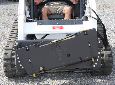 Skid Steer Tilt Attach