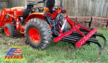 Fc Field Cultivator Cain T