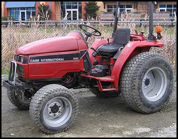Case 1140 Tractor