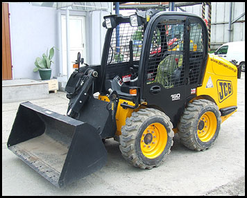 Jcb 160 Skid Steer Attachments Specifications