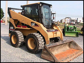 Cat 226 Specs >> Caterpillar 226b Skid Steer Attachments Specifications