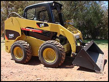 Caterpillar 246c Skid Steer Attachments Specifications