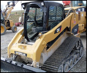 Caterpillar 272C Skid Steer
