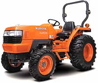 Kubota Tractor Attachments