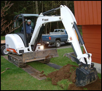 Attachments - Specifications for Bobcat 334 Mini Excavator