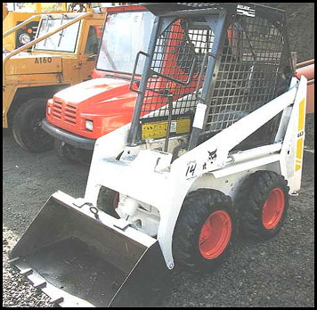 Bobcat 443 Skid Steer Attachments Specifications