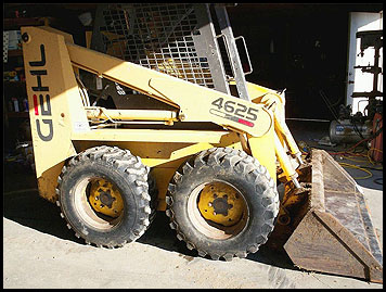 Gehl SL4625 Skid Steer - Attachments - Specifications
