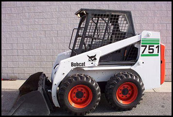Bobcat 751 Skid Steer - Attachments - Specifications