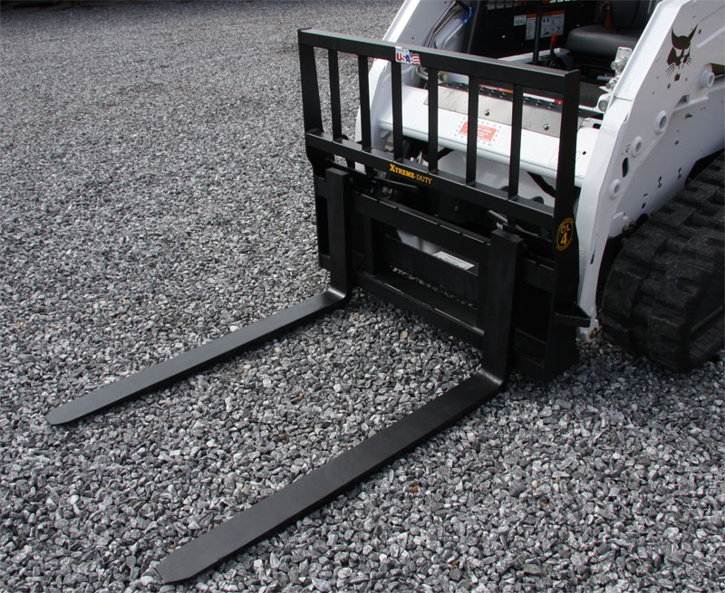 Skid Steer Pallet Forks Order Online Everything Attachments Has