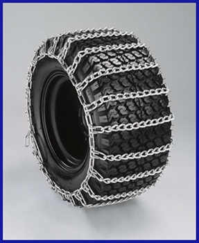 Snow Chains For Any Size Tractor Tire