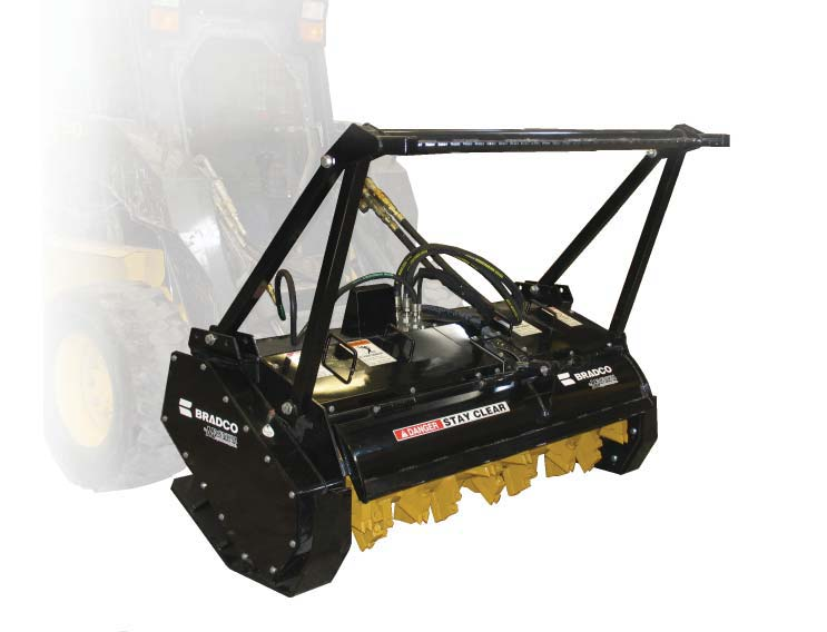 Skid Steer Mulcher