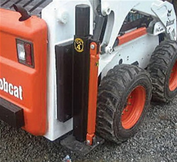 Skid Steer Stabilizers Order Online Mount The Skid