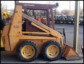 Case 1818 Skid Steer - Attachments - Specifications