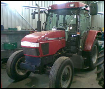 Case CX70 Tractor - Attachments - Specs Case Ih Cx Wiring Schematic on