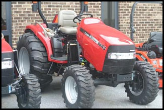 Case DX45 Tractor