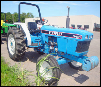 Ford 3415 Tractor