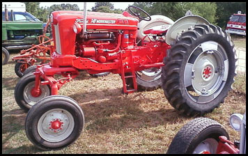 Ford 741 Tractor