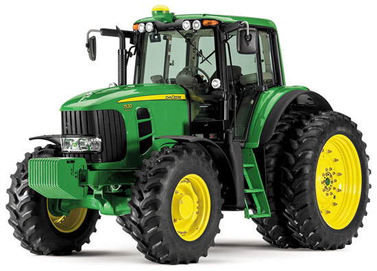 John Deere Tiller Attachment : Attachments for any size john deere tractor