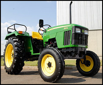 John Deere 5103 Attachments - Specs