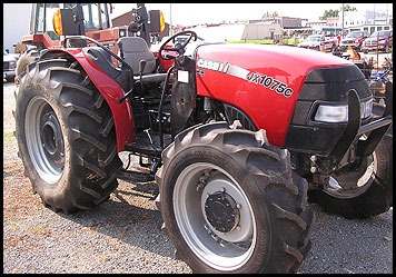 Case JX1075C Tractor