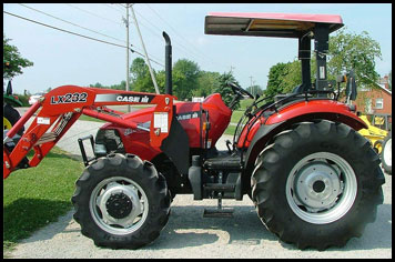 case jx75 tractor attachments specs rh everythingattachments com Case Tractor 50 HP Case JX95 Tractor Repair Manual