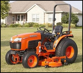 Kubota B3200 - Specifications - Attachments