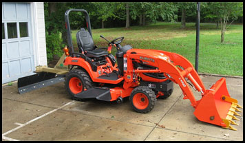 Kubota Bx2660 Specifications Attachments