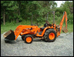 Kubota B8200 Specifications Attachments
