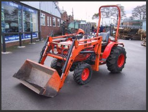 Kubota B2150 Specs Attachments