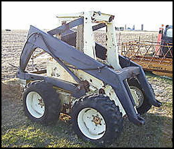 New Holland L553 Skid Steer - Attachments - Specifications