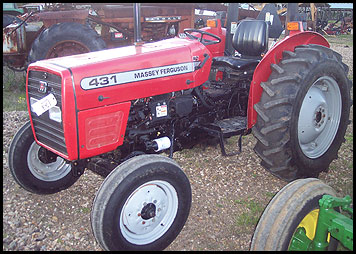 Massey Ferguson 431 Specifications