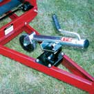 Millcreek Manure Spreader Hand-Dolly Wheel Jack