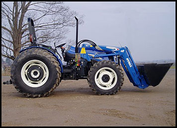New Holland TN85